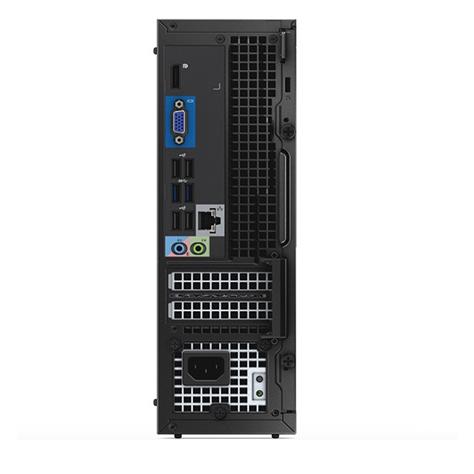 戴尔OptiPlex3020台式机+19寸显示器租赁 i3/4G/500G